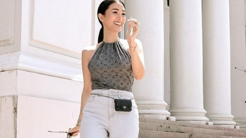 This Might Just Be One Of Heart Evangelista's Most Expensive Casual Ootds