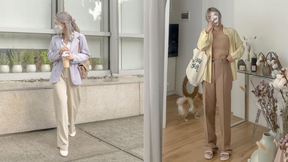 10 Minimalist Ways to Dress Like Your Favorite Milk Tea Flavor, As Seen on Faye Balogo