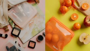 This Local Brand's Reusuable Aesthetic Storage Bags Are Perfect For Organizing