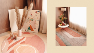 Turn Your Space Into A Pinterest-board Fantasy With These Aesthetic Rugs