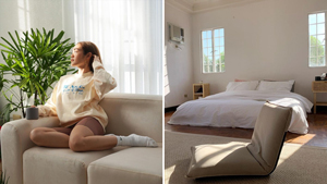 We're In Love With Bea Fabregas' Cozy Home With Gorgeous Natural Lighting