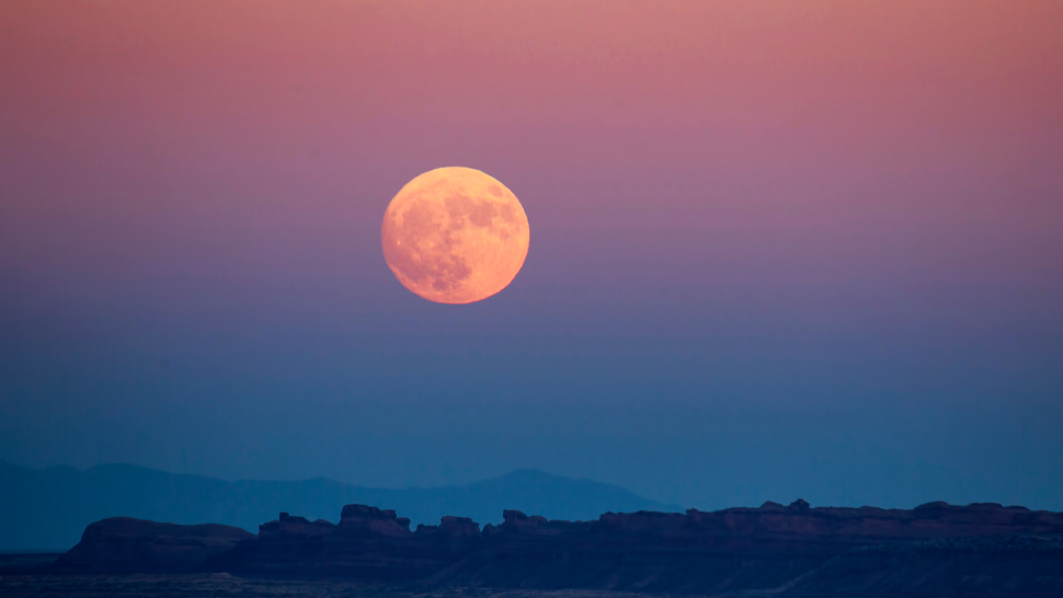 PSA: Don't Miss the Pink Supermoon Tonight, April 27