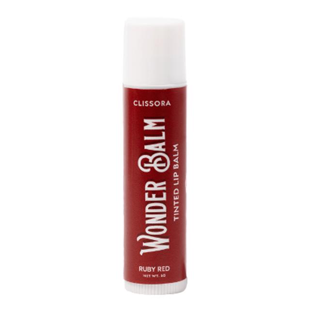 clissora tinted lip balm