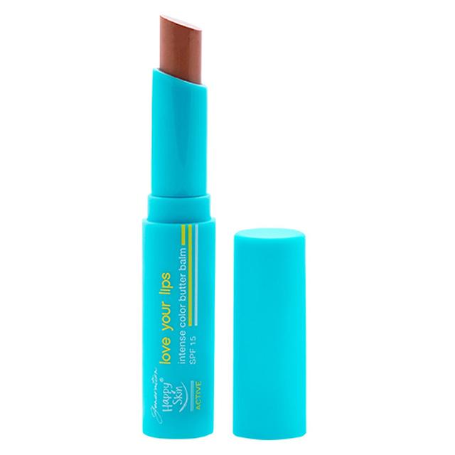 happy skin tinted lip balm