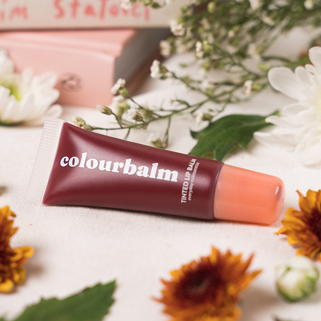colourette tinted lip balm