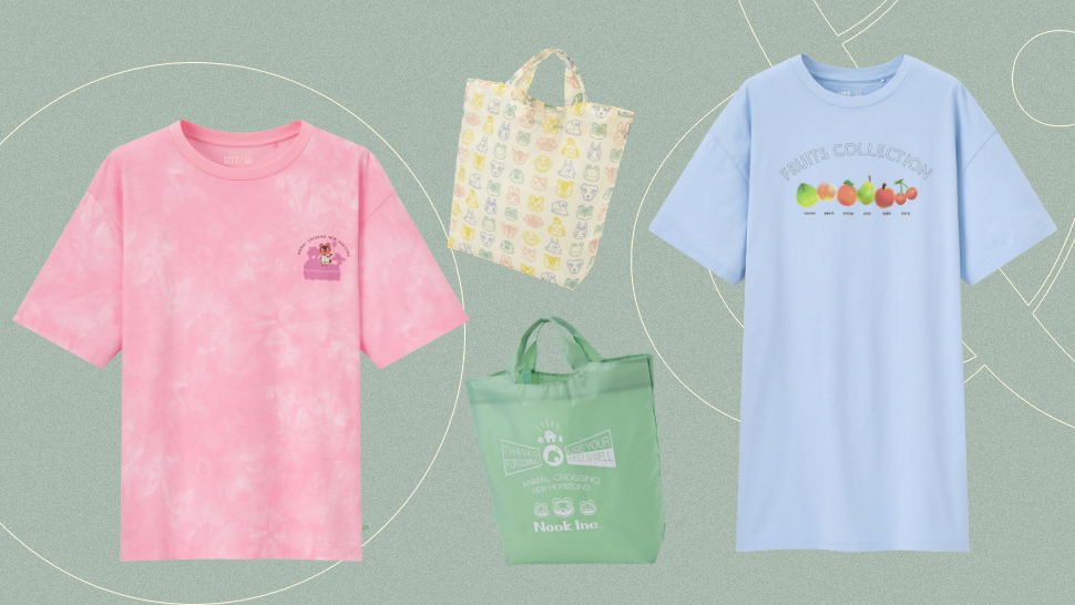 """Uniqlo Is Releasing An """"animal Crossing"""" Collection And We Want Everything"""