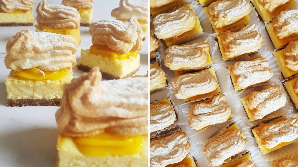 Brazo de Mercedes Cheesecake Exists and Now We're Totally Craving