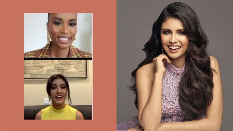 Rabiya Mateo Says She Wants To Win Miss Universe As A 'gift' And 'hope' To Filipinos