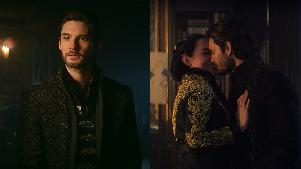 """A Key Scene From """"shadow And Bone"""" Could Have Been Very Different If Not For Ben Barnes"""