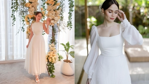 5 Practical Tips To Find The Perfect Wedding Dress, According To Jessy Mendiola