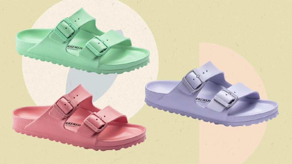 Birkenstock Has the Cutest Pastel Sandals You'll Want to Wear This Summer
