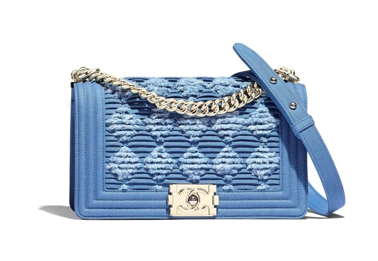 what is Chanel boy bag