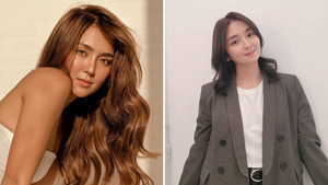 Kathryn Bernardo Just Had A Korean-style Hair Makeover And She Looks Amazing