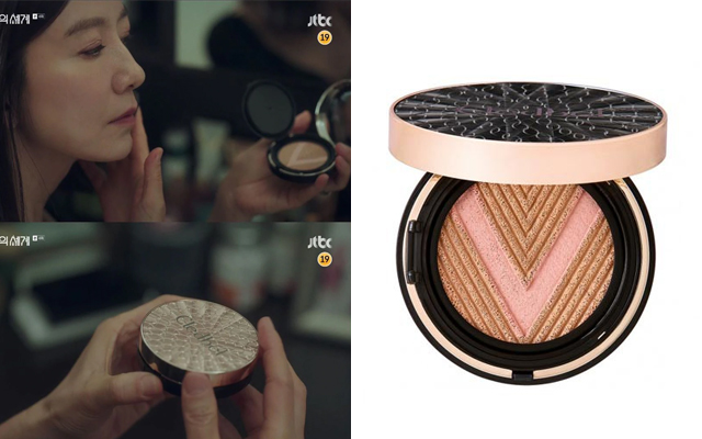 kim hee ae world of the married makeup