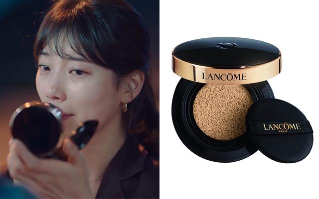 suzy bae start-up makeup lancome