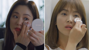 These Are The Exact Cushion Foundations We Spotted On K-drama Leading Ladies
