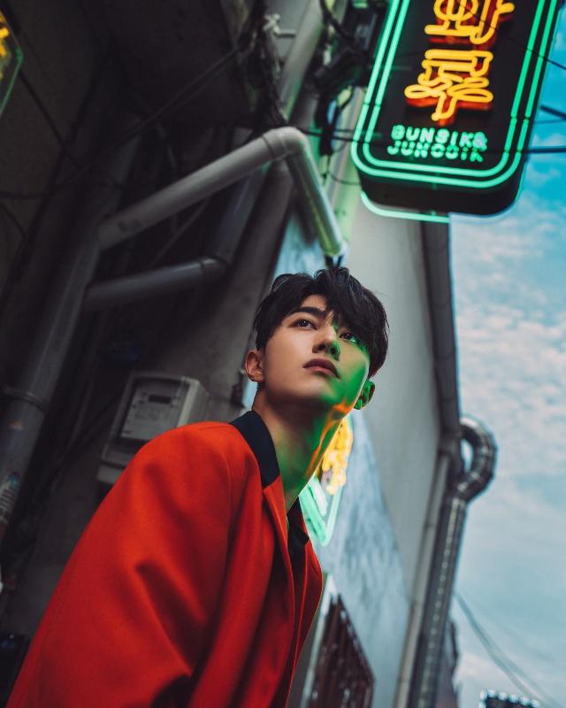 Instagram của Kwak Dong Yeon