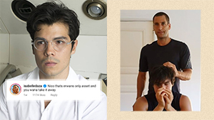 Nico Bolzico Almost Shaved Off Erwan Heussaff's Head And It's Totally Hilarious