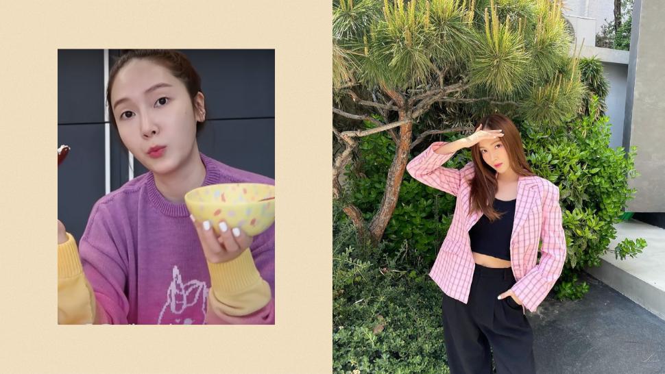 Here's How K-pop Star Jessica Jung Prepares For A Big Shoot