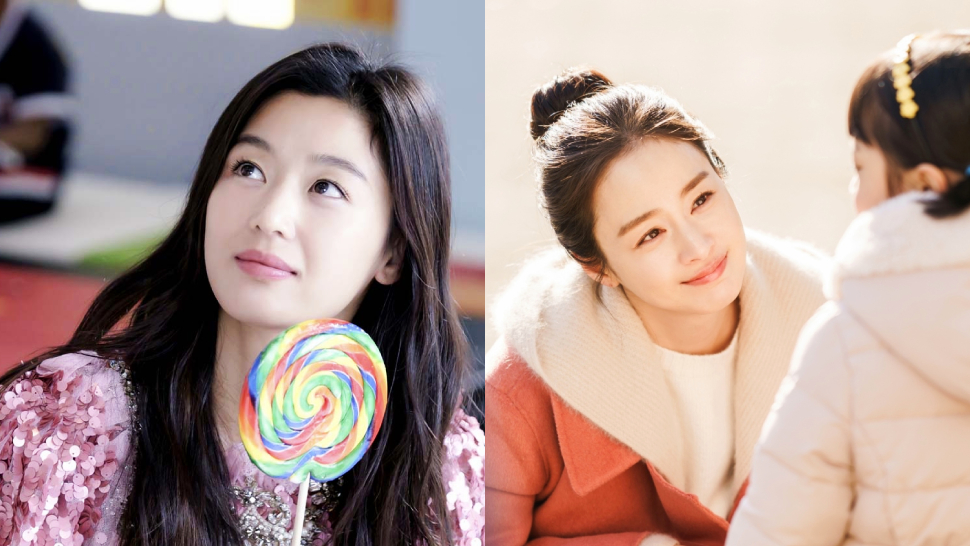 15 K-drama Actresses Who You Won't Believe Are Already Moms