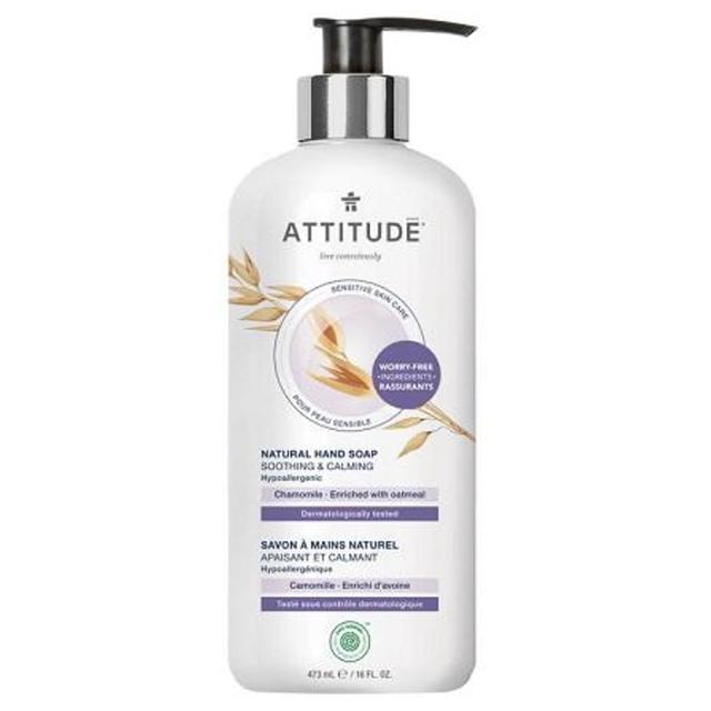 hand soap for sensitive skin