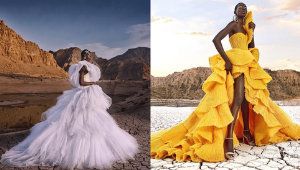 All The Details Of Miss Canada's Stunning Gowns Created By Filipino Designers