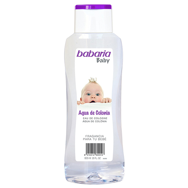 babaria baby cologne