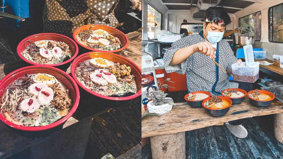 PSA: There's a Traveling Food Truck That Serves Ramen Right at Your Doorstep
