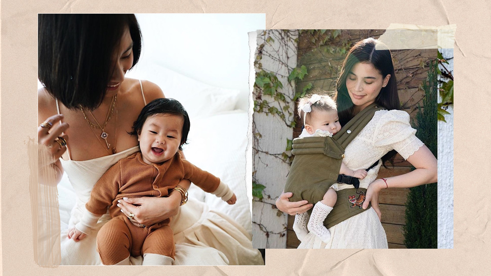 The It Girls Open Up About How Motherhood Changed Them