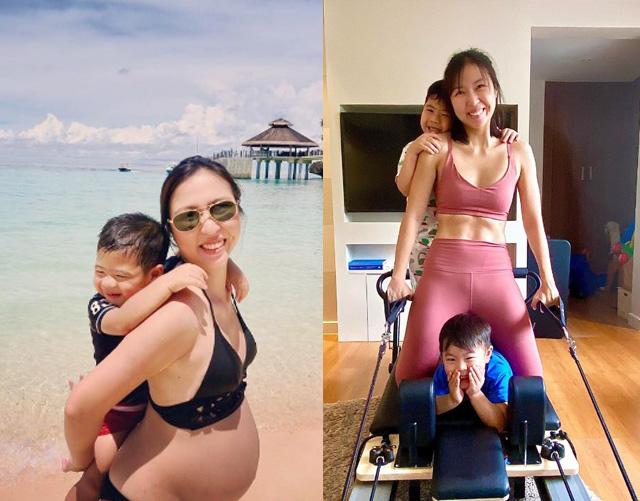 jacque yuengtian gutierrez pregnancy body