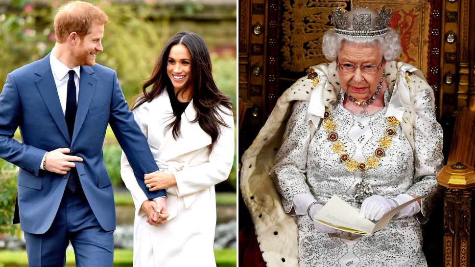 No, The Queen Did Not Ban Meghan Markle From Borrowing Royal Jewelry