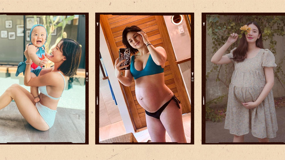 9 Celebrity Moms Share How They Learned To Love Their Post-pregnancy Body