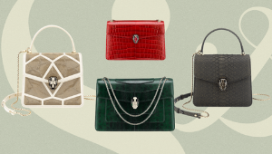 What Is Bulgari's Serpenti Forever Bag And Why Do Celebs Love It?