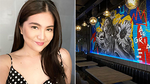 Dimples Romana Opened A Restaurant In Singapore And We Can't Wait To Visit In The Future