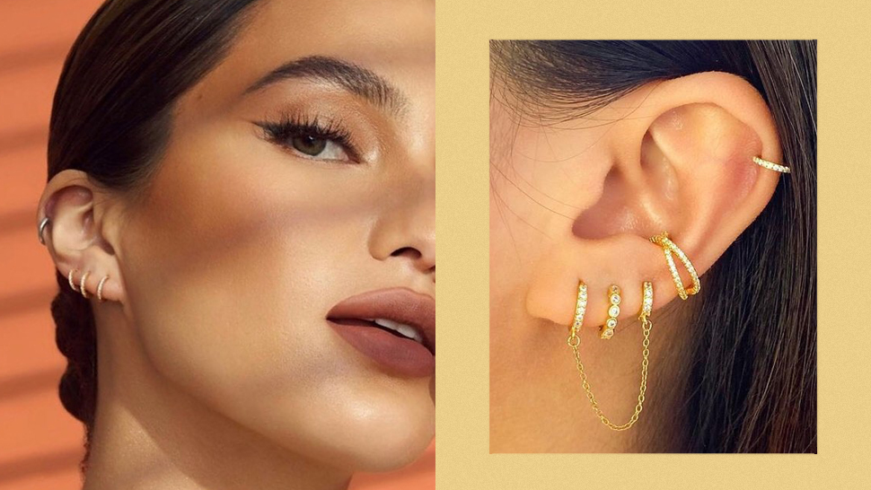 Where to Buy Tiny Minimalist Hoop Earrings That Are Subtle but Chic