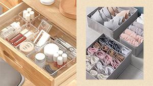 Stylish Drawer Organizers To Shop If You're A Minimalist