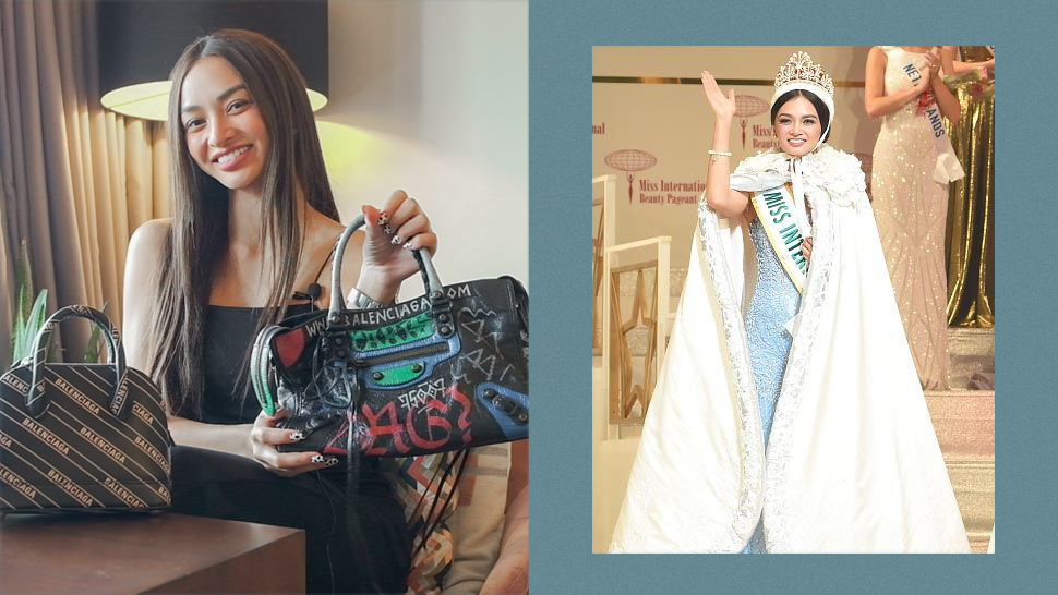 Did You Know? Kylie Verzosa Bought Her First Designer Bag Only After She Won Miss International