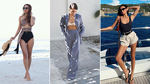 35 Swimsuit And Bikini Outfit Combinations That Will Never Go Out Of Style