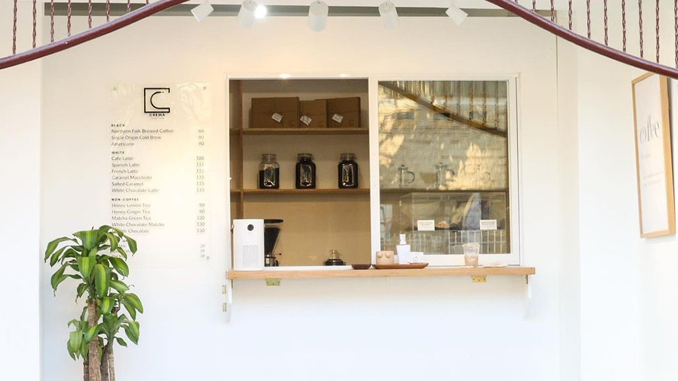 This Minimalist Cafe In Mandaluyong Used To Be A Garage