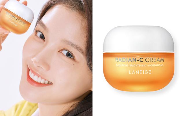 kim yoo jung skin care