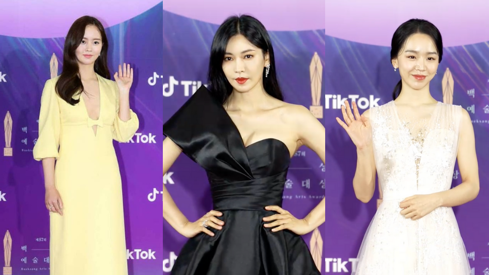 Here's What Your Favorite K-Drama Leading Ladies Wore to the 57th Baeksang Arts Awards