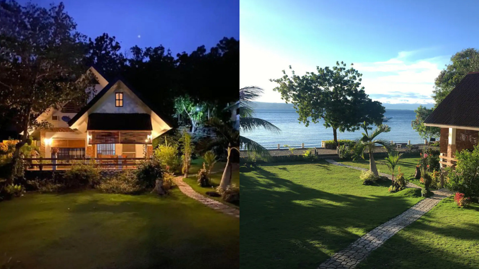 This Cozy Vacation House Is Right in Front of Southern Cebu's White-Sand Beaches