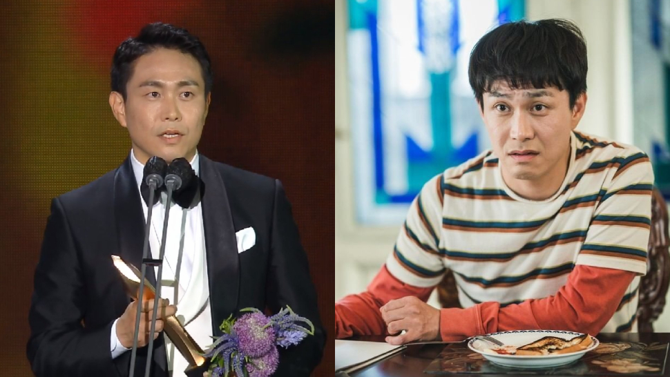 Oh Jung Se Wins Best Supporting Actor for Two Years in a Row at the Baeksang Arts Awards