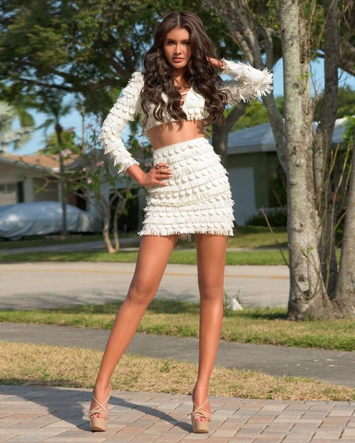 Rabiya Mateo Miss Universe 2020 coordinate outfits