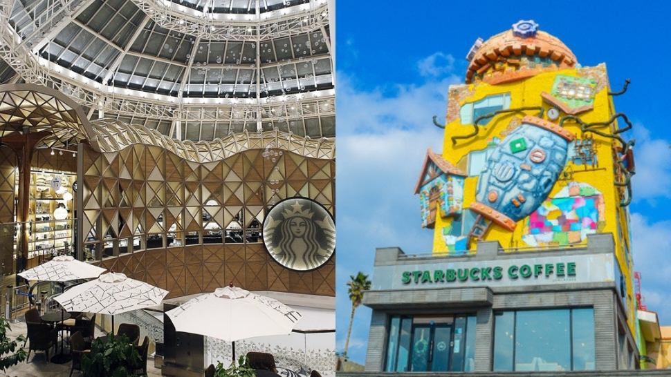 The Prettiest Starbucks Stores You Can Find In South Korea