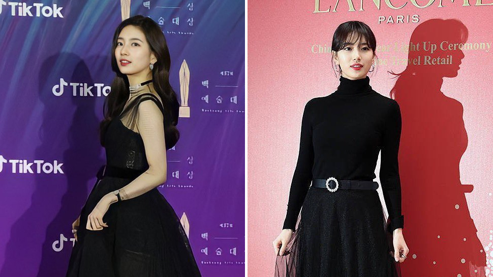 "Bae Suzy's ""Perfect Shadow"" Returns at the 57th Baeksang Arts Awards"