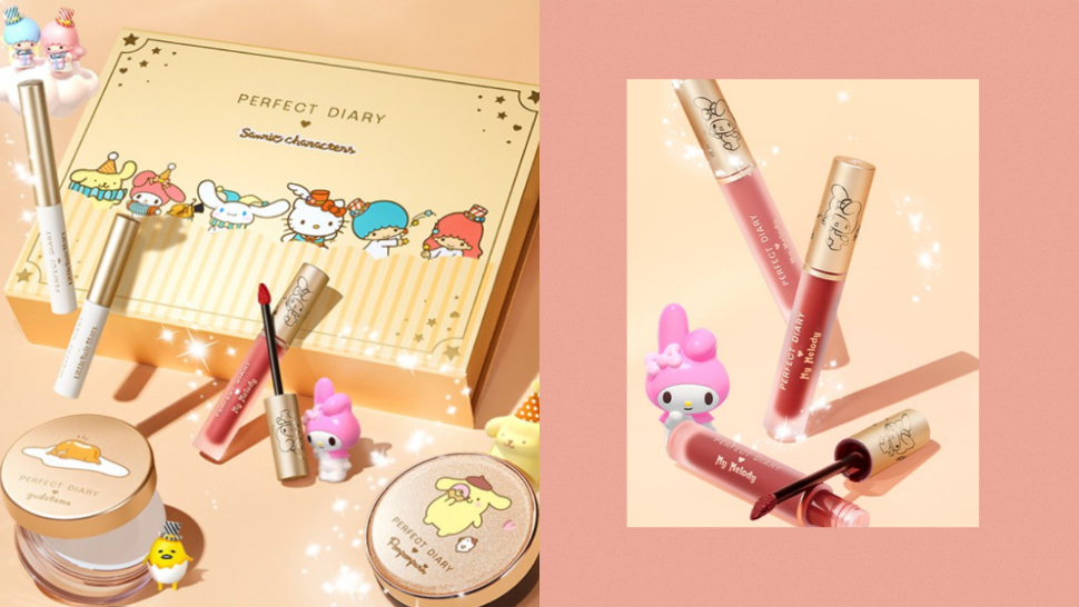 Sanrio Fans, You Need Everything From This Super Cute Makeup Collection