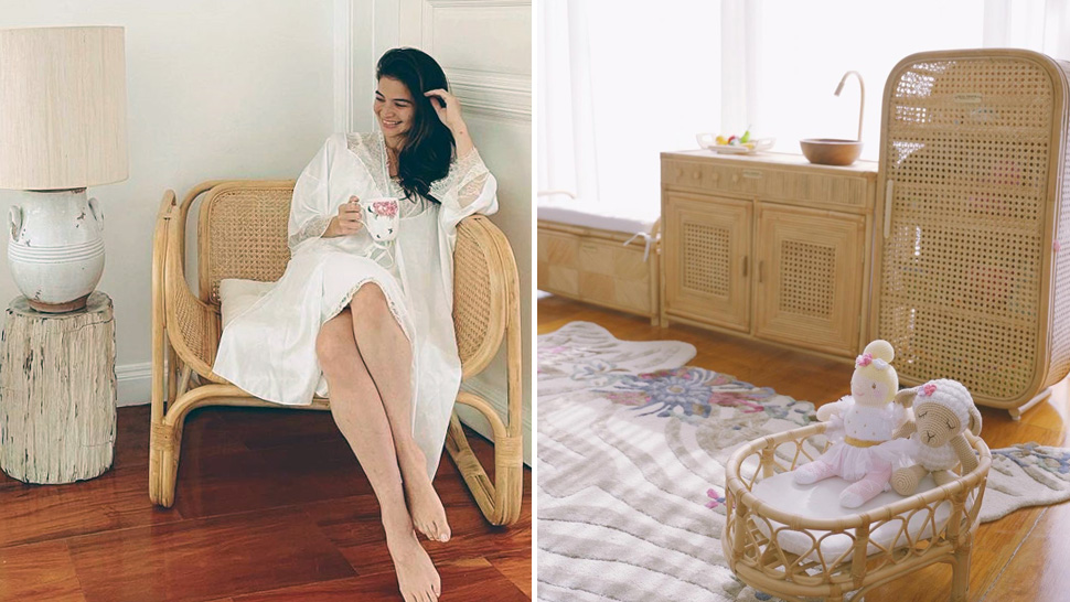 Here's Where You Can Shop The Rattan Furniture Anne Curtis Loves