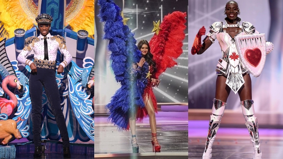 All The Most Jaw-dropping National Costumes From Miss Universe 2020