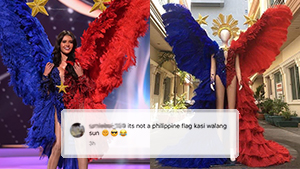 Rabiya Mateo's Stylist Addresses The Controversies Behind Her Miss Universe National Costume
